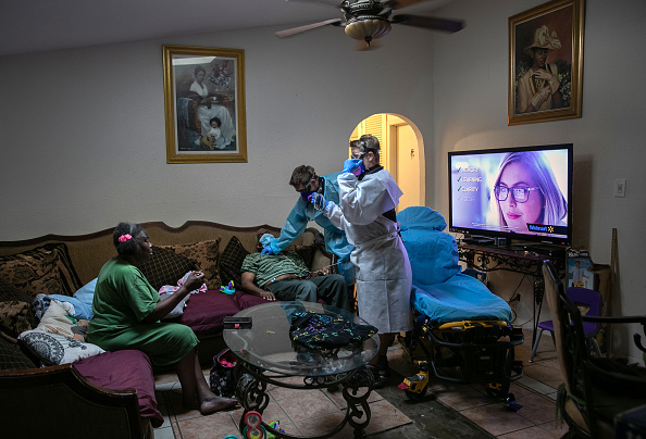 Vitality「Texas EMS First Responders Face Higher Caseload Amid COVID-19 Pandemic」:写真・画像(14)[壁紙.com]