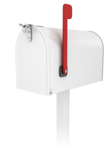 E-Mail「closed mailbox」:スマホ壁紙(2)