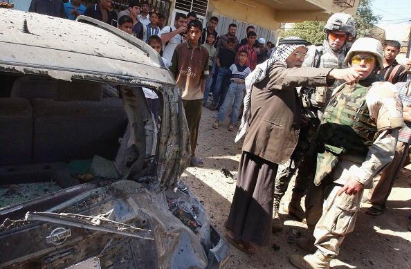 Baghdad「Violence Continues in Baghdad」:写真・画像(0)[壁紙.com]