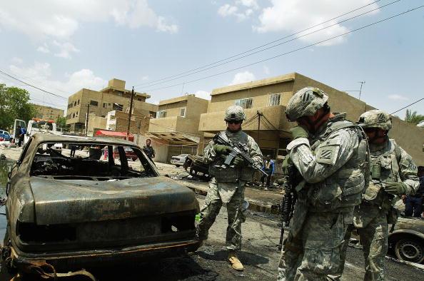 Baath Party「Car Bomb Kills 1 in Baghdad」:写真・画像(17)[壁紙.com]