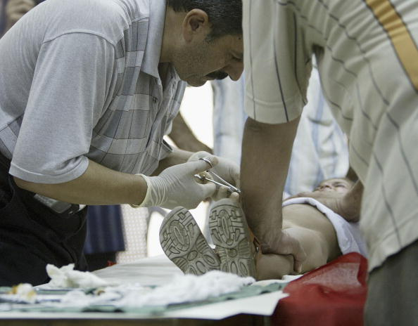 Circumcision「Iraqi Children Circumcised in Baghdad」:写真・画像(3)[壁紙.com]