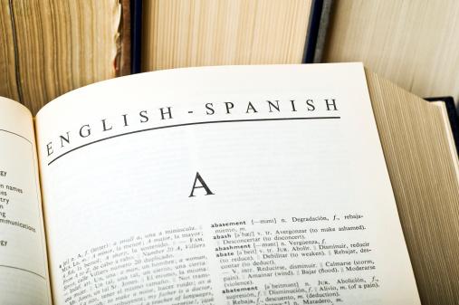 Literature「English spanish dictionary」:スマホ壁紙(8)