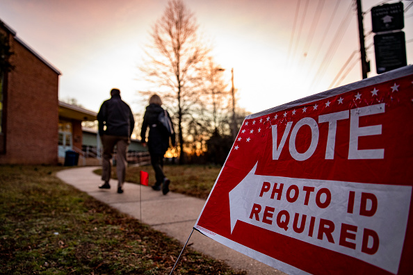Super Tuesday「Voters In 14 States Head To The Polls On Super Tuesday」:写真・画像(7)[壁紙.com]
