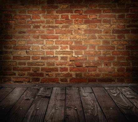 Brick Wall「Old interior」:スマホ壁紙(13)