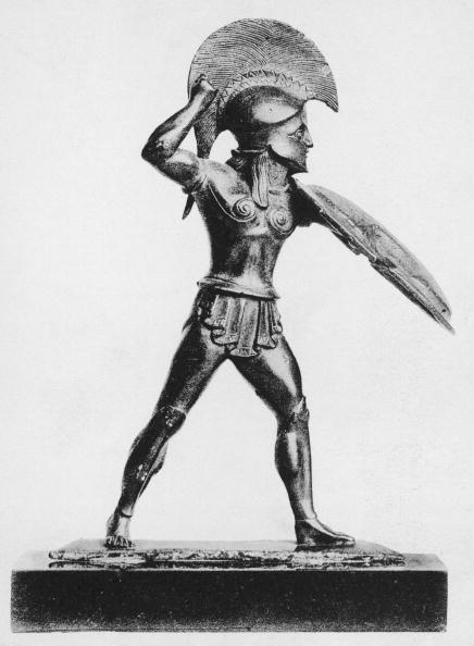 Greek Culture「Greek Hoplite」:写真・画像(2)[壁紙.com]