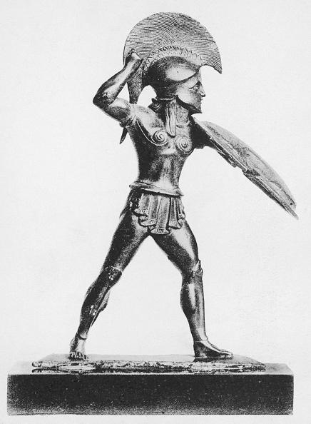 Army Soldier「Greek Hoplite」:写真・画像(1)[壁紙.com]