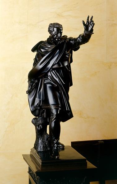 1820-1829「Statuette Of Prince Gebhard Von Blucher」:写真・画像(9)[壁紙.com]