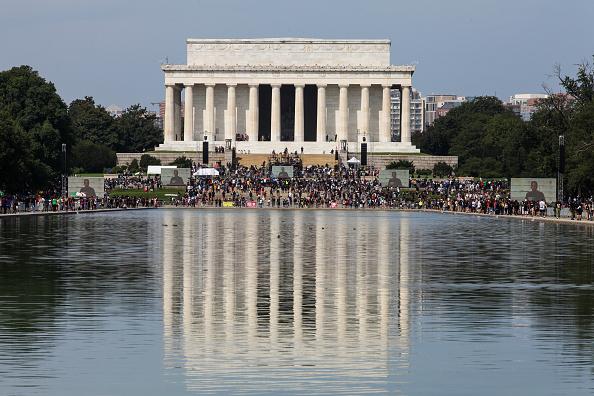 Legislation「March On Washington To Protest Police Brutality」:写真・画像(7)[壁紙.com]