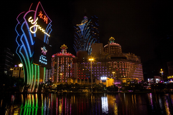 Casino「Macau's Booming Gaming Industry」:写真・画像(1)[壁紙.com]