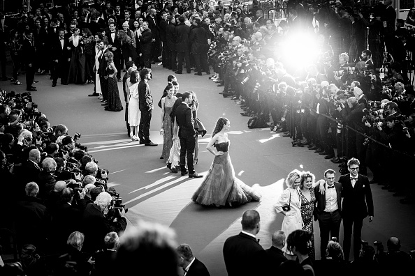 Alternative View「Alternative View In Black & White - The 71st Annual Cannes Film Festival」:写真・画像(12)[壁紙.com]