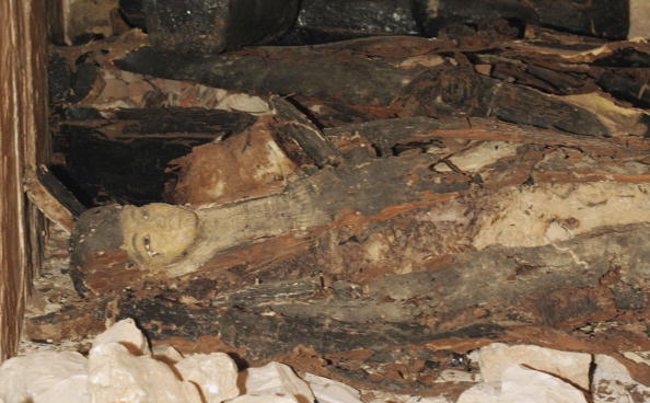Egypt「New Tomb Discovered In Valley Of The Kings」:写真・画像(19)[壁紙.com]
