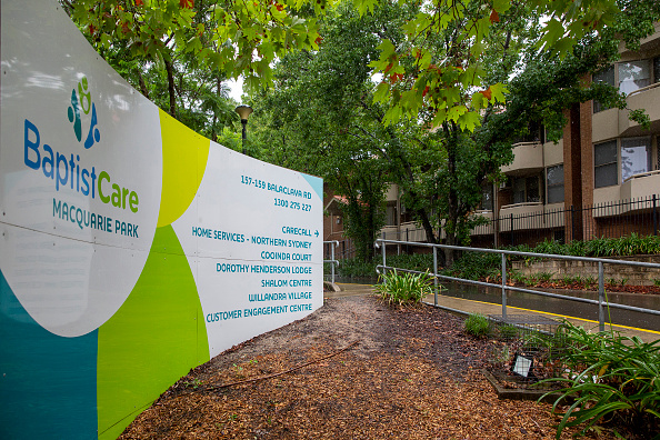 Sydney「Sydney Nursing Home Residents In Isolation After Aged Care Worker Is Diagnosed With Coronavirus」:写真・画像(6)[壁紙.com]