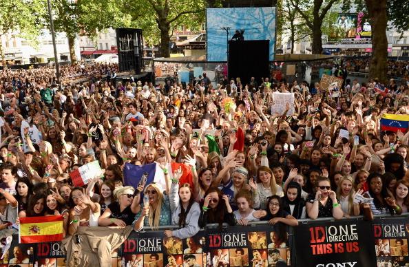 Ian Gavan「World Premiere Of  'One Direction This Is Us'」:写真・画像(8)[壁紙.com]