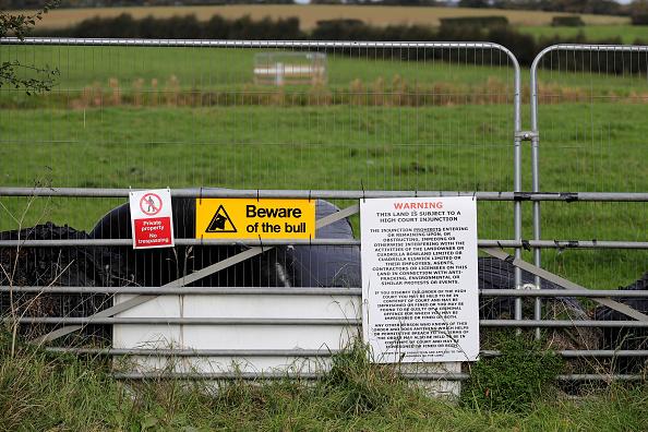 Shale「Demonstrators Protest At Lancashire Fracking Decision」:写真・画像(11)[壁紙.com]