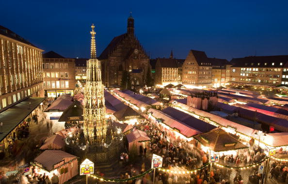 Christmas Market「Nuremberg Christmas Market Opening」:写真・画像(14)[壁紙.com]