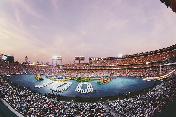 Opening Event「XXVI Olympic Summer Games」:写真・画像(14)[壁紙.com]