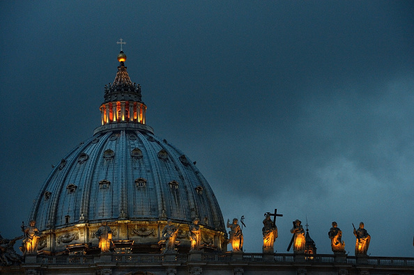 Vatican「The Vatican Prepares For The Election Of The Next Pope」:写真・画像(1)[壁紙.com]
