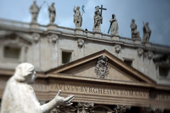 Viewpoint「Pope Francis Attends Easter Mass and Urbi Et Orbi Blessing in St. Peter's Square」:写真・画像(4)[壁紙.com]