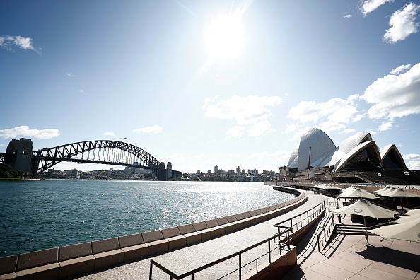Opera House「Coronavirus Restrictions Ease In New South Wales As Positive Cases Continue To Decline」:写真・画像(7)[壁紙.com]