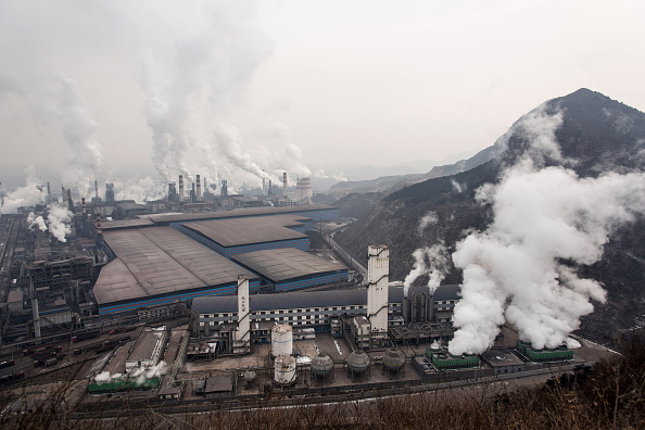 Hebei Province「Steel Manufacturing In China」:写真・画像(10)[壁紙.com]