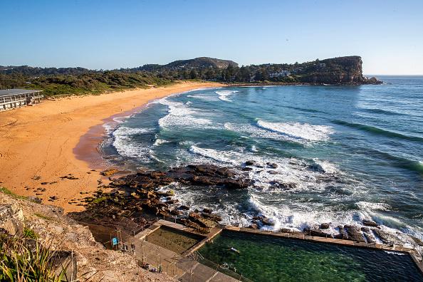 Sydney「Covid-19 Cluster Emerges On Sydney's Northern Beaches」:写真・画像(8)[壁紙.com]