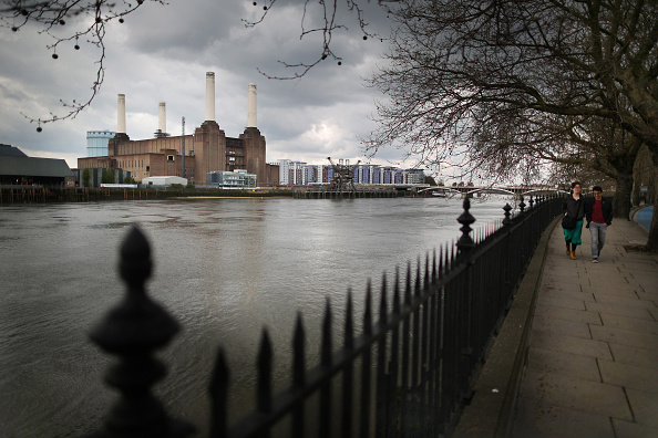 Corporate Business「Battersea Power Station Before Its Transformed Into Residential Flats」:写真・画像(13)[壁紙.com]