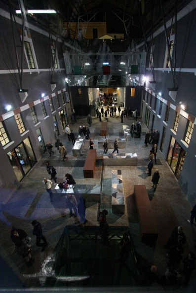 Macrophotography「5th International Rome Film Festival: Exhibitions Press Preview and Opening At MACRO Museum」:写真・画像(8)[壁紙.com]