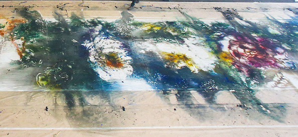 全景「International Contemporary Artist Cai Guo-Qiang Creates Explosive New Artwork For National Gallery of Victoria」:写真・画像(9)[壁紙.com]