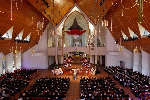 General View「State Funeral Held For Sir Paul Reeves」:写真・画像(19)[壁紙.com]