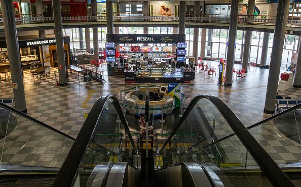 Blank「An Empy Congonhas Airport in Sao Paulo Amidst the Coronavirus (COVID -19) Pandemic」:写真・画像(17)[壁紙.com]