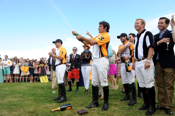 General View「The Seventh Annual Veuve Clicquot Polo Classic - Match」:写真・画像(14)[壁紙.com]
