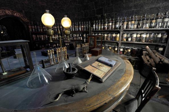 Film Set「A Tour Of The Set Of Harry Potter」:写真・画像(19)[壁紙.com]