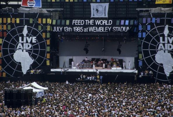 General View「Live Aid」:写真・画像(3)[壁紙.com]