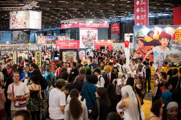 Japan Expo「Japan Expo 2013」:写真・画像(12)[壁紙.com]