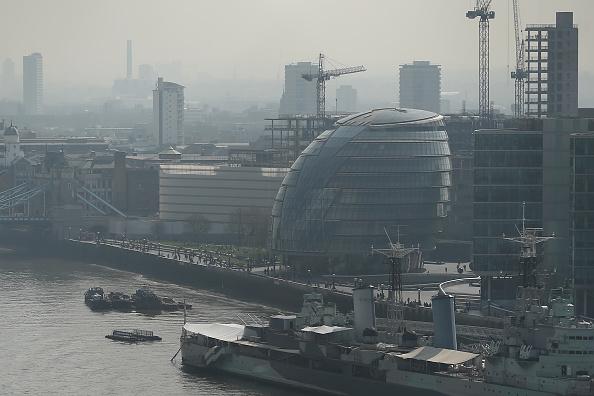 Skyscraper「Views Of The Ever Changing London Skyline」:写真・画像(0)[壁紙.com]