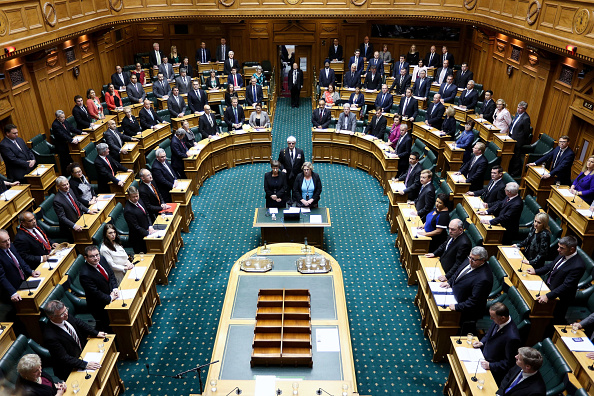Parliament Building「Official Opening Of The 51st New Zealand Parliament」:写真・画像(19)[壁紙.com]
