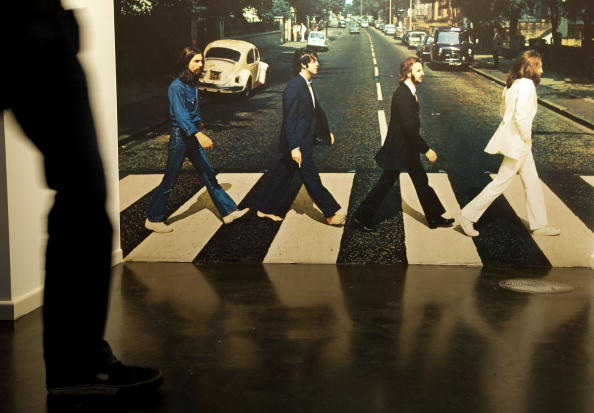 ビートルズ「Beatlemania Exhibition Opening」:写真・画像(17)[壁紙.com]