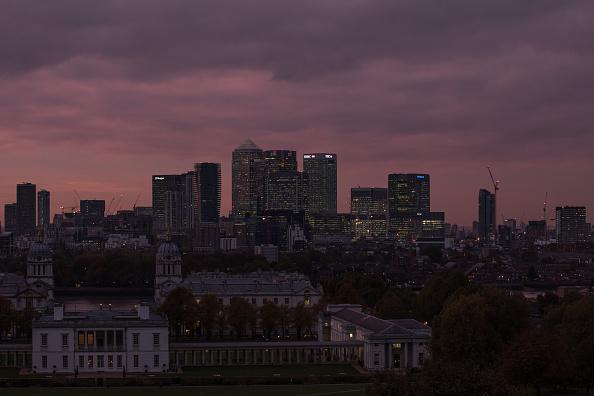 Urban Skyline「General Views Of The Canary Wharf Financial District」:写真・画像(2)[壁紙.com]
