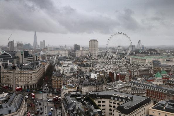 Urban Skyline「General Views Of The London Skyline」:写真・画像(4)[壁紙.com]