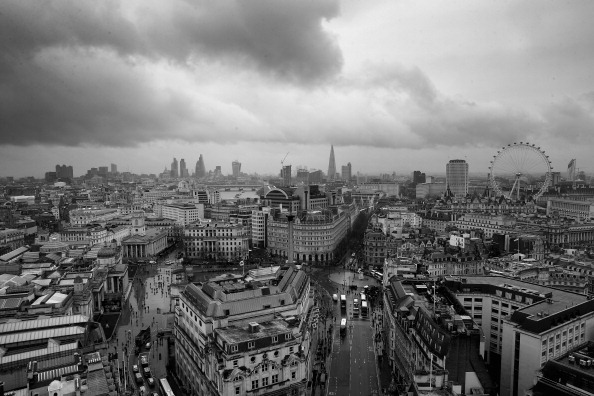 Urban Skyline「General Views Of The London Skyline」:写真・画像(1)[壁紙.com]