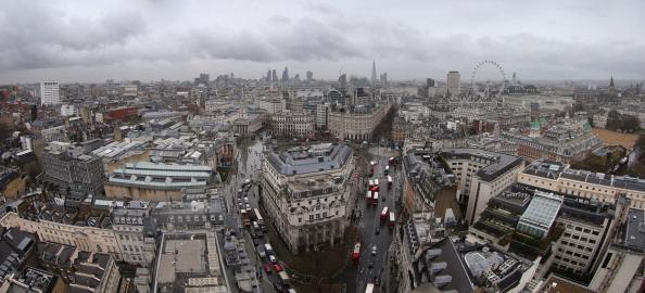Urban Skyline「General Views Of The London Skyline」:写真・画像(6)[壁紙.com]