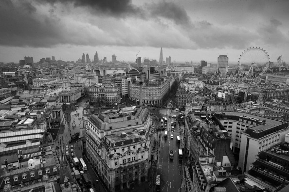 Urban Skyline「General Views Of The London Skyline」:写真・画像(11)[壁紙.com]