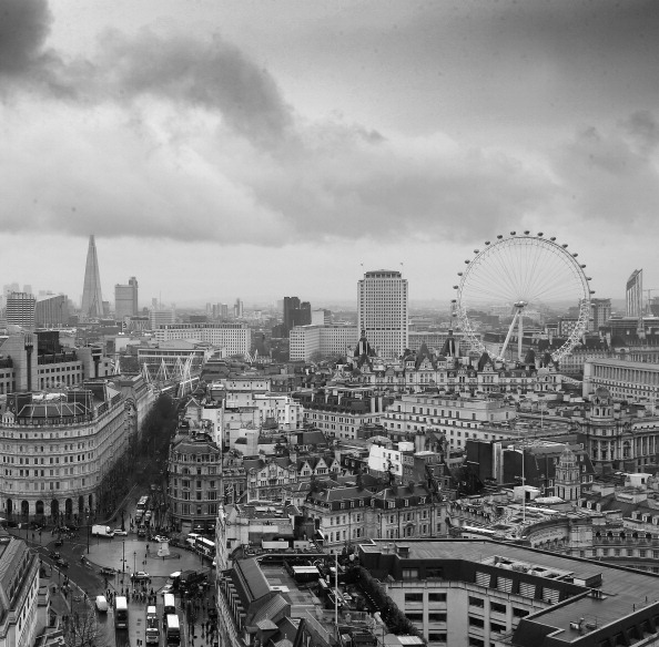 Urban Skyline「General Views Of The London Skyline」:写真・画像(17)[壁紙.com]