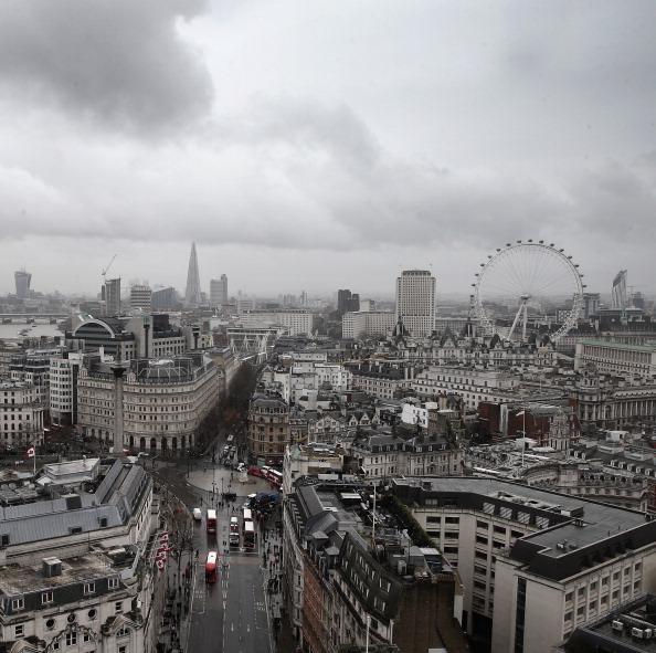 Urban Skyline「General Views Of The London Skyline」:写真・画像(5)[壁紙.com]