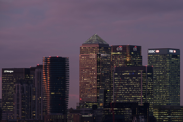 Urban Skyline「General Views Of The Canary Wharf Financial District」:写真・画像(16)[壁紙.com]