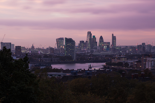Urban Skyline「General Views Of The London Skyline」:写真・画像(16)[壁紙.com]