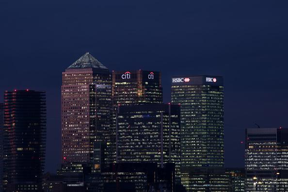 Urban Skyline「General Views Of The Canary Wharf Financial District」:写真・画像(16)[壁紙.com]