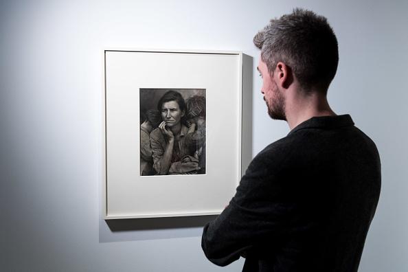 Barbican Art Gallery「Dorothea Lange: Politics Of Seeing & Vanessa Winship: And Time Folds - Installation View」:写真・画像(6)[壁紙.com]