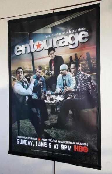 """El Capitan Theatre「HBO's Premiere's """"Entourage"""" Arrivals」:写真・画像(15)[壁紙.com]"""