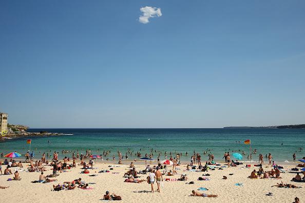 Beach「Extreme November Temperatures Hit Sydney」:写真・画像(14)[壁紙.com]